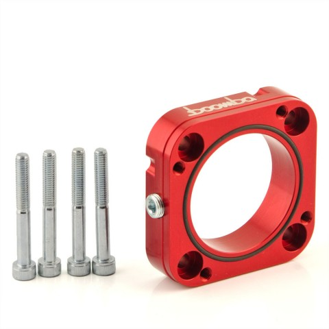 Boomba 2013-14 Fusion 1.6 EcoBoost Throttle Body Spacer