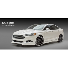 3D Carbon 2013+ Fusion 4 piece Body Kit