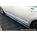 APR Performance 06-12 Carbon Fiber Side Rocker Extensions