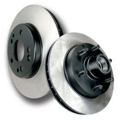 Centric Blank Front Premium Rotor 07+ AWD & 09+ FWD (SUV)