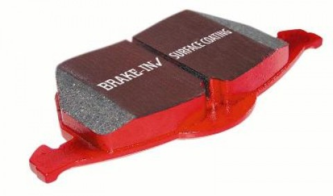 EBC Redstuff Front Pads (SUV)