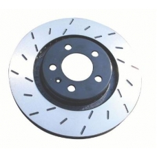 EBC Slotted Rotors Front (Pair)
