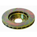 EBC Slotted/Blind Drilled Rotors Rear (Pair)