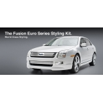 3D Carbon 6 cyl Fusion 5 piece kit (Deck Lid Spoiler w/LED) Pick Up Only