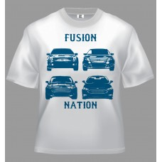 "Fusion Nation ""Stack"" T Shirt"