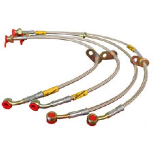 Goodridge Brake Lines Stainless Steel : Goodridge stainless steel brake lines
