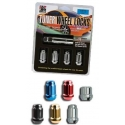 Gorilla Spline Drive Lugs 20pc 1/2 - Chrome (SUV)