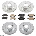 Power Stop Z23 06-12 Brake Kit