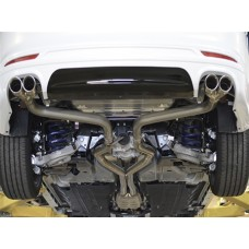 MRT 2017+ Fusion Sport Axle-Back Exhaust