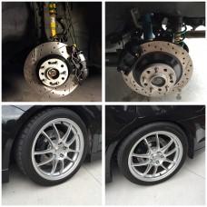 """""""Mazdaspeed 6"""" Big Brake Kit (06-12)"""