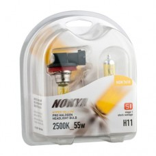 Nokya Hyper Yellow Foglight Bulbs