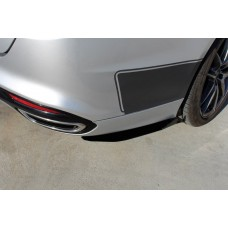 Rally Innovations 13+ Fusion Rear Splitters