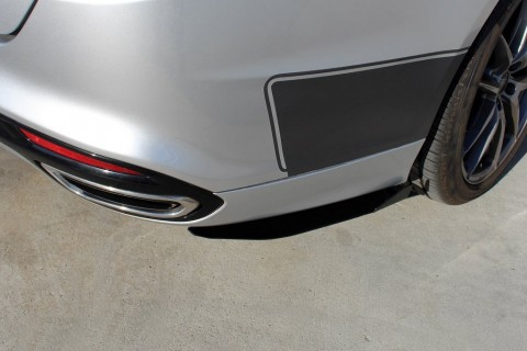 Rally Innovations 13+ Fusion Rear Splitters