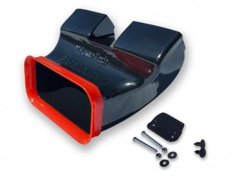 Velossa Tech Big Mouth Ram Air Intake System 2015+ Edge Sport/ST