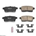 Power Stop Z23 07+ Carbon Fiber/Ceramic Rear Brake Pads (SUV)