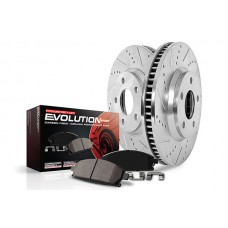 Power Stop Z23 2013+ Fusion Brake Kit
